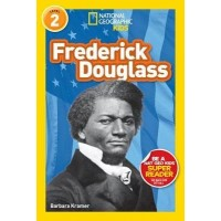 Frederick Douglass (National Geographic Readers, Level 2)
