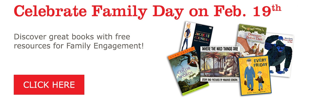 Celebrate Family Day on Feb. 19th
