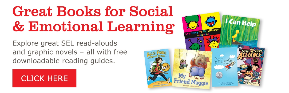 Great Books For Social & Emotional Learning