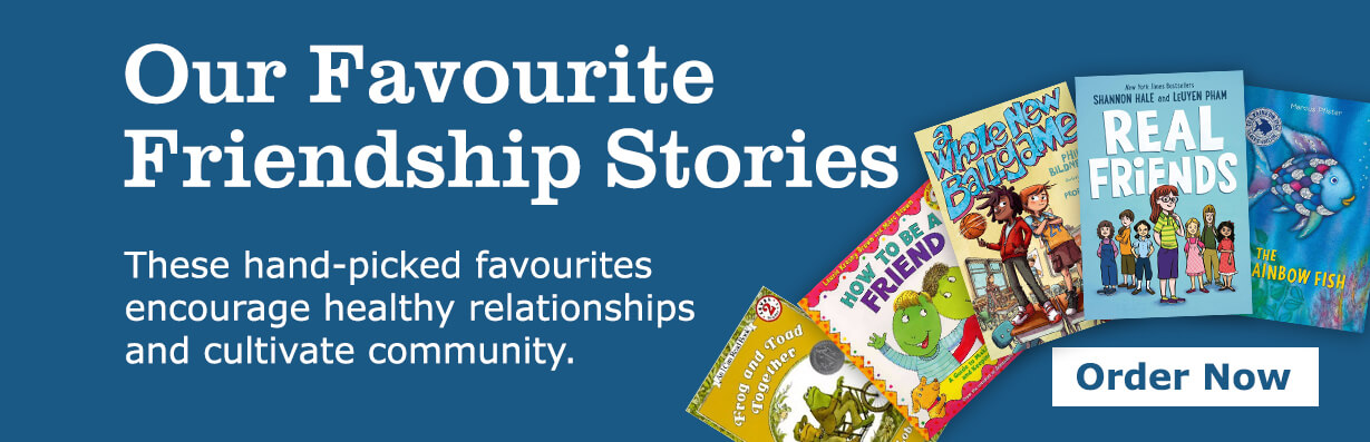 Our Favourite Friendship Stories